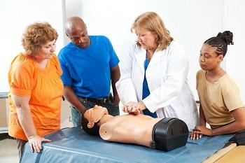Caregiver Safety Training