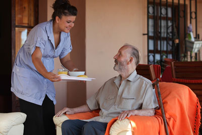Certified home care provider